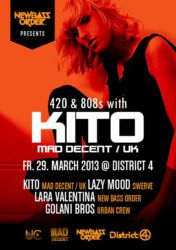 Kito @ District 4, 2013