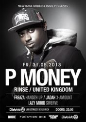 P Money @ District 4, 2013