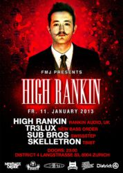 High Rankin @ District 4, 2013