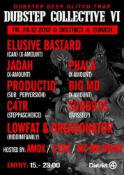New Bass Order Festival III @ Kaufleuten, 2012
