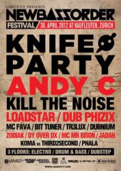 New Bass Order Festival II @ Kaufleuten, 2012
