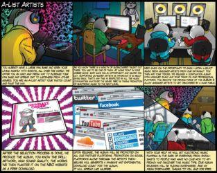 a-list-comic
