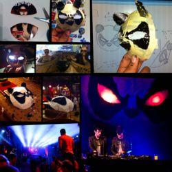 Panda concept for NBO Festival II